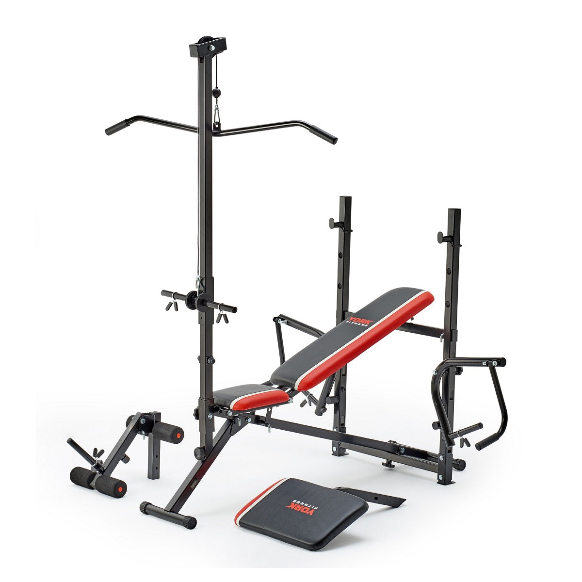 York Fitness Warrior Ultimate Multi Function Bench Home