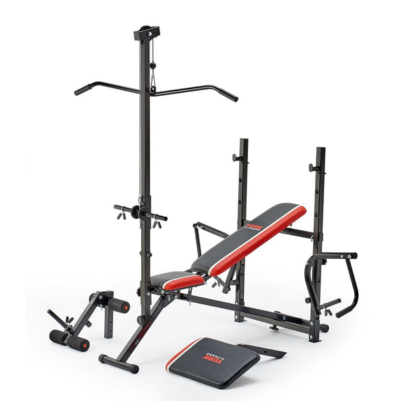 York fitness warrior ultimate multi function bench home gym