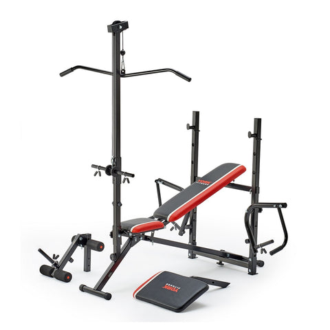 York Fitness Warrior Ultimate Multi-Function Bench