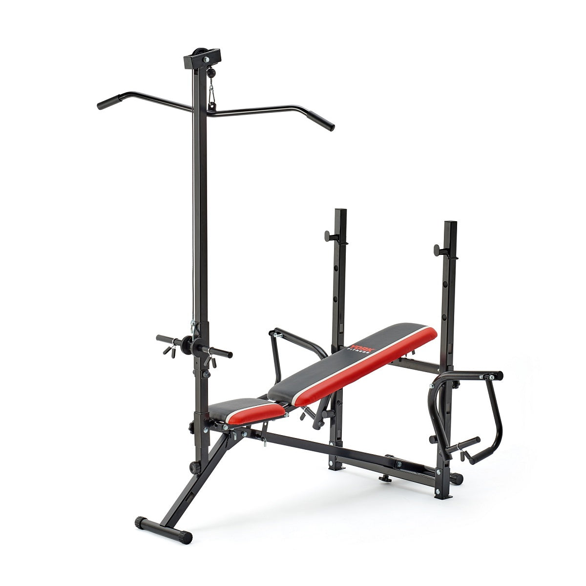 North York Personal Trainer For In Home: York Fitness Warrior Ultimate Multi-Function Bench