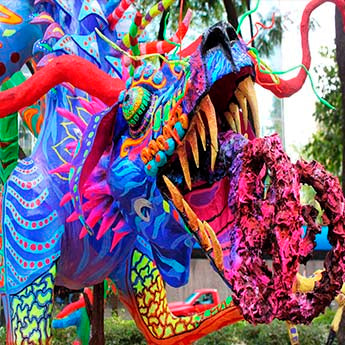 Three reasons why you will love alebrijes