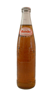 Mundet Apple flavored soda