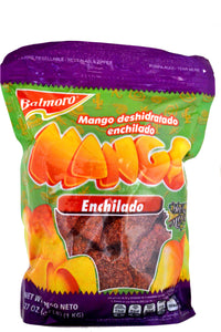 Balmoro spicy dried mango 1kg