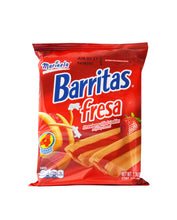 Barritas strawberry filled cookies