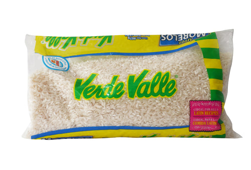 Verde Valle raw morelos rice