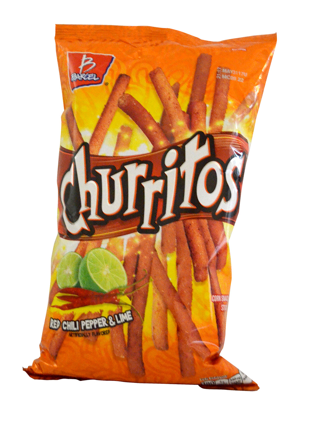 Churritos corn snack sticks