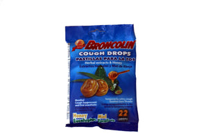 Broncolin cough drops