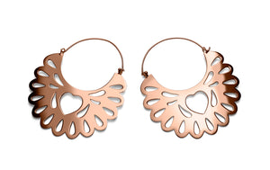 Amorcito Corazon earrings