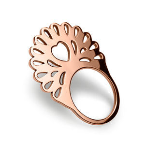 Amorcito Corazon ring