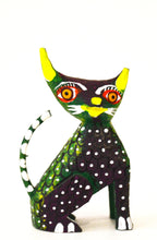 Cat with Horn Ears Alebrije