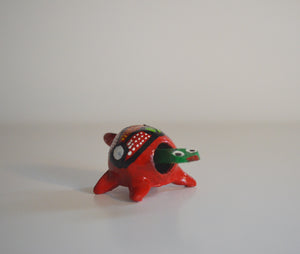 Turtle Alebrije red