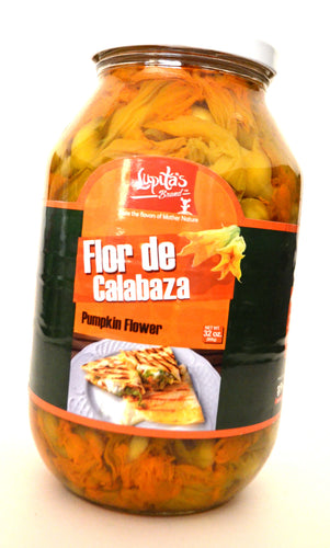 5 pack Pumpkin flower 32 oz.