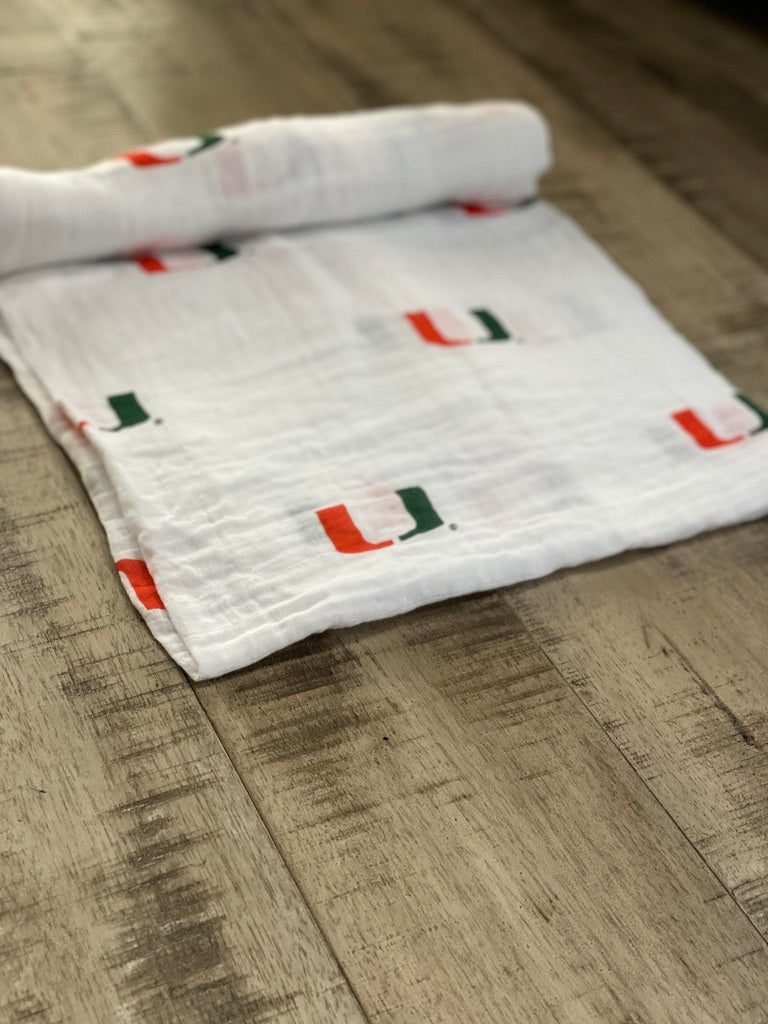University of Miami Swaddle - Coming Soon