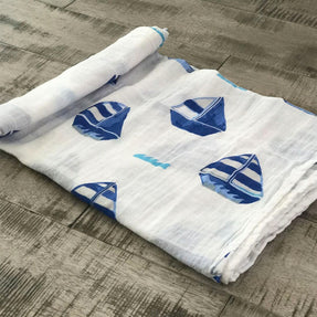 Dreamy Sails Swaddle