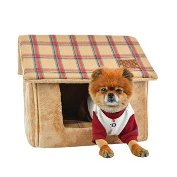 Quincy House Dog Bed By Puppia