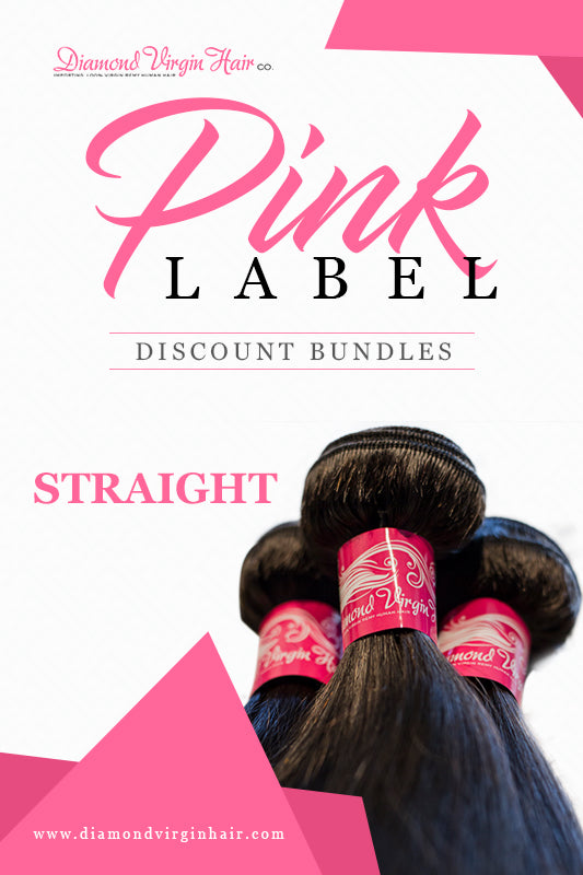 Pink Label Diamond Hair Company