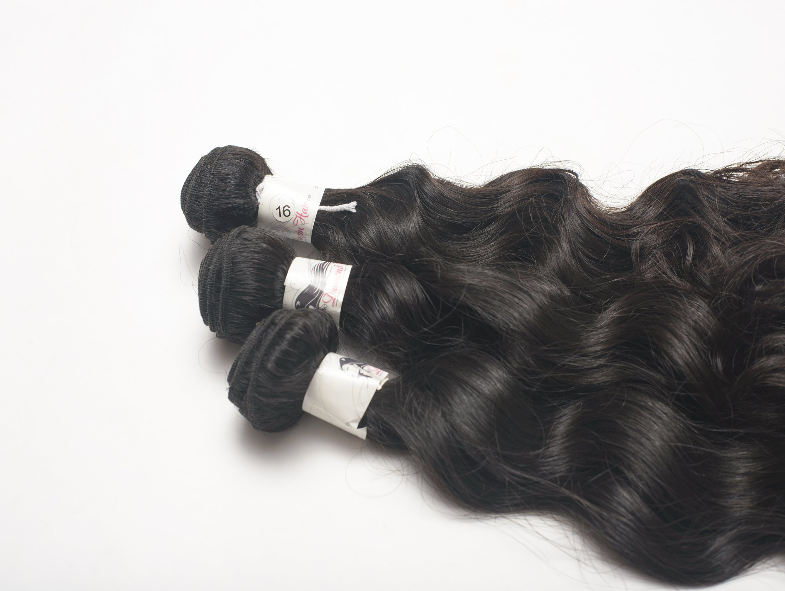 Mink Brazilian Wavy Hair Diamond Hair Company