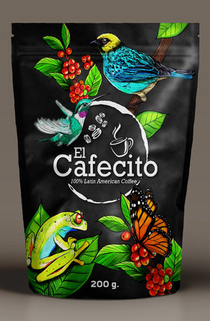 New Packaging Coming Soon!! -  Colombia
