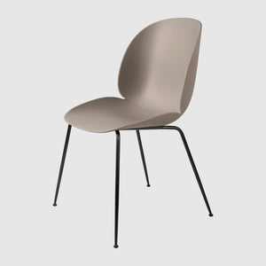 Beetle Dining Chair Conic Base- Unupholstered Shell - Curio Cavern