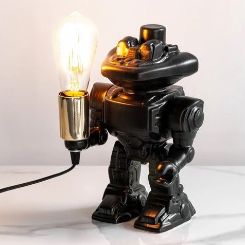 Android Table Lamp - Curio Cavern