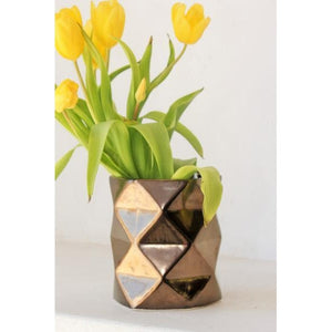 Geometric Utensil Holder - Curio Cavern