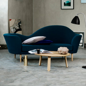 Grand Piano Sofa - Curio Cavern