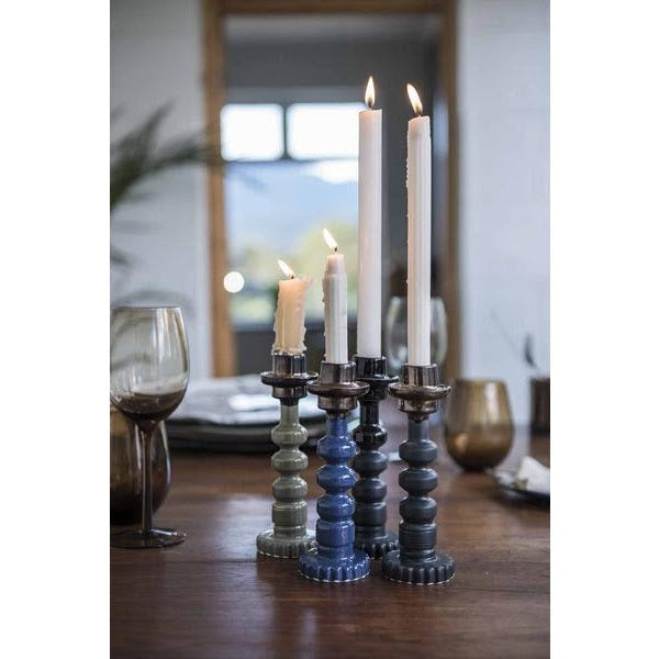 Industrial Candle Stick Holder - Curio Cavern