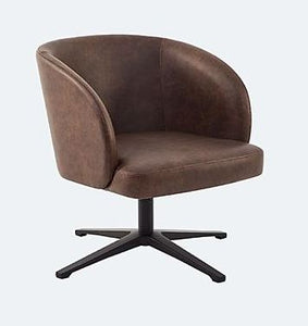 Kurven (F) Lounge Chair - Curio Cavern