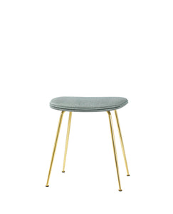 Beetle Stool Fully Upholstered - Curio Cavern