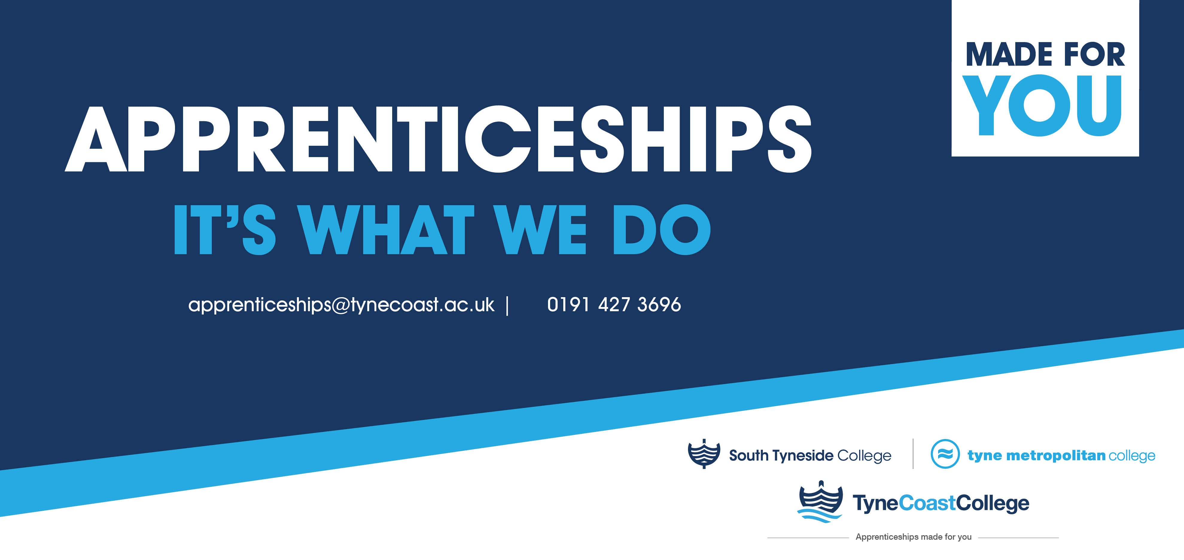 Apprenticeships Tyne Coast College