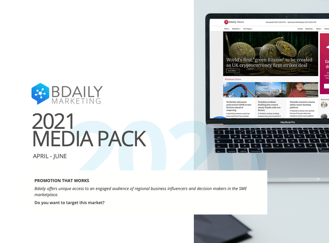 Bdaily Marketing Media Pack April - June