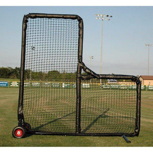 Kodiak 8' X 8' Pro Padded Wheeled L-Screen