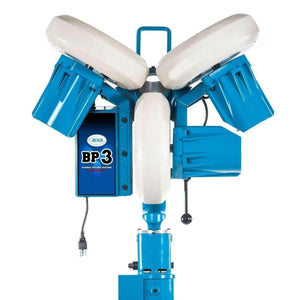 The JUGS BP3 Baseball Pitching Machine