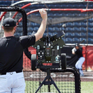 Baseball Pitching Machines