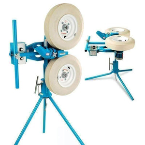 Combination Pitching Machines