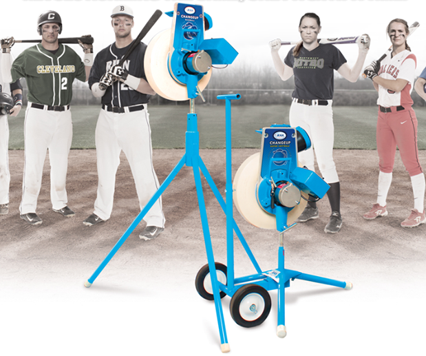 Pitching Machines at the World Series