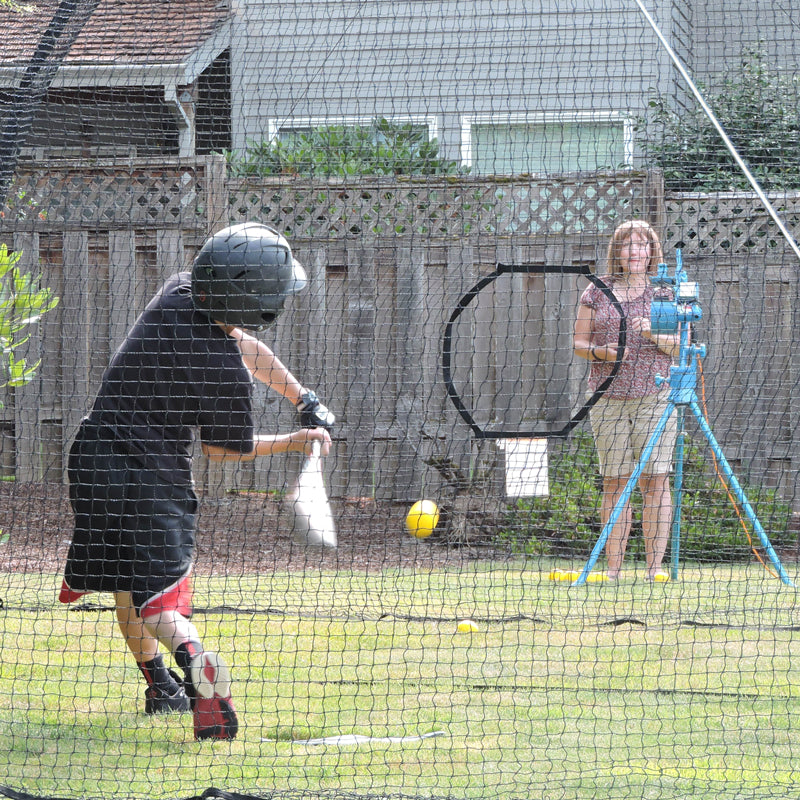 """What are """"Simulated Speeds"""" for a Pitching Machine?"""