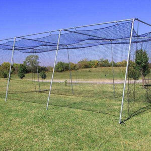 #24 Batting Cage Net With 1.5-Inch Frame Cimarron-Baseball & Softball Equipment-Cimarron-Unique Sports