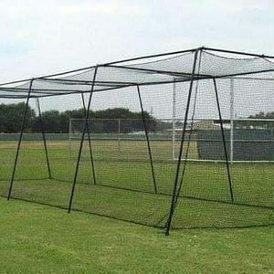 Cage With #36 Net And Complete 1.5-Inch Frame By Muhl Tach-Baseball & Softball Equipment-Muhl Tech-Unique Sports