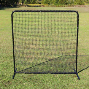 Standard 7'x7' Fielder's Screen With #42 Netting By Cimarron-Baseball & Softball Equipment-Cimarron-Unique Sports