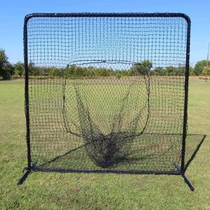Standard 7'x7' Sock Net With #42 Netting By Cimarron-Baseball & Softball Equipment-Cimarron-Unique Sports