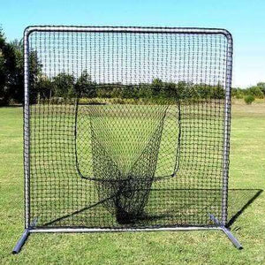 Commercial 7'x7' Sock-Net Screen With #42 Net By Cimarron-Baseball & Softball Equipment-Cimarron-Unique Sports
