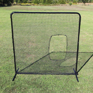 Standard 7'x7' Softball Screen With #42 Net By Cimarron-Baseball & Softball Equipment-Cimarron-Unique Sports
