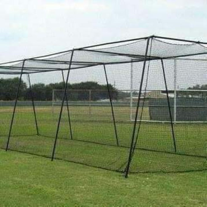 Batting Cage With #45 Net And 2-Inch Frame By Muhl Tech