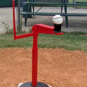 The 'AST: Advanced Skills Tee' Swing Trainer By Muhl Tech-Baseball & Softball Equipment-Muhl Tech-Unique Sports