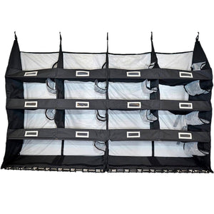 The BenchCoach R12X Dugout Organizer-Baseball & Softball Equipment-The BenchCoach-Unique Sports
