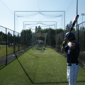 Batting Cage Frames For JUGS #96 Polyester Cage Nets-Baseball & Softball Equipment-JUGS-Unique Sports