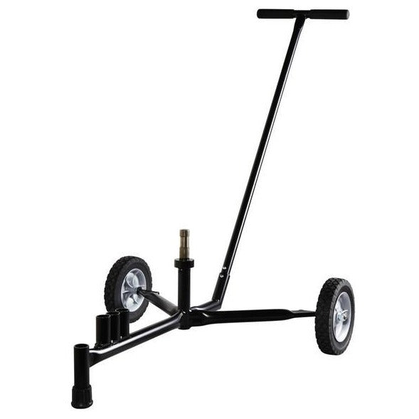 The 'Caddypod' Cart For Use With Pitching Machines By ATEC