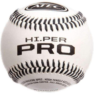 Regulation Weight And Size Hi.Per Pro Balls By ATEC-Baseball & Softball Equipment-ATEC-Baseballs (Dozen)-Unique Sports