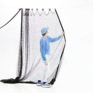 Athlonic Zip Net-Baseball & Softball Equipment-Athlonic-Unique Sports